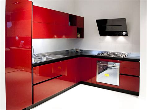 Cucina E Rossa by 30 Modelli Di Cucine Rosse Dal Design Moderno Mondodesign It