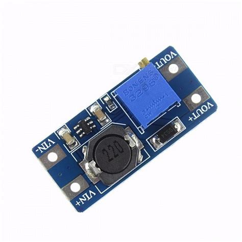 Dc Dc Step Up Power 2a Module Mt3608 Power Booster Dc To Dc premium new mt3608 2a max dc dc step up power module