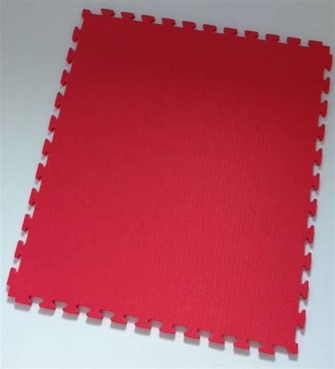 tappeto gommato per bambini tappeto di sicurezza 100x100x1 5 con polietilene ignifugo