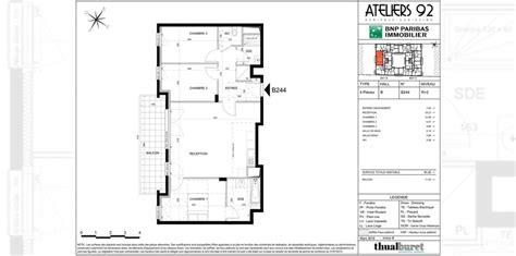 Hauteur Sous Plafond Reglementaire by Immobilier Neuf Lire Le Plan De Votre Futur Appartement