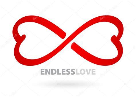 imagenes de simbolos de amor eterno s 237 mbolo del infinito amor eterno vector de stock 169 rea