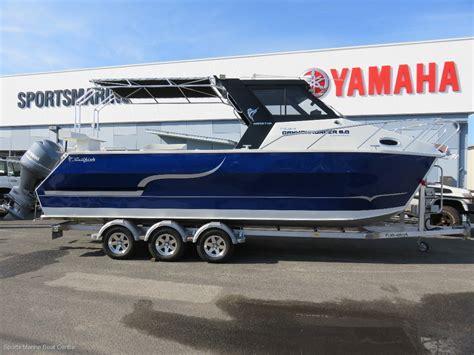 sailfish boats western australia new sailfish canyonrunner 8 0 trailer boats boats