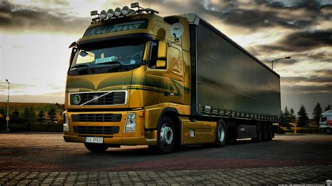 volvo lorry volvo truck 55 wallpapers hd desktop wallpapers