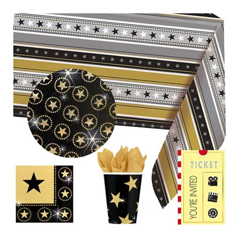 Decoration Table Cinema by D 233 Corations Cin 233 Ma De Table D Anniversaire