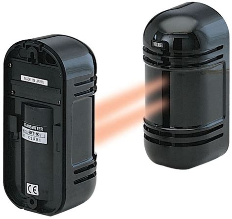 Beam Photoelectric Sensor By Isee cop security out door dual beam photoelectric sensor 15