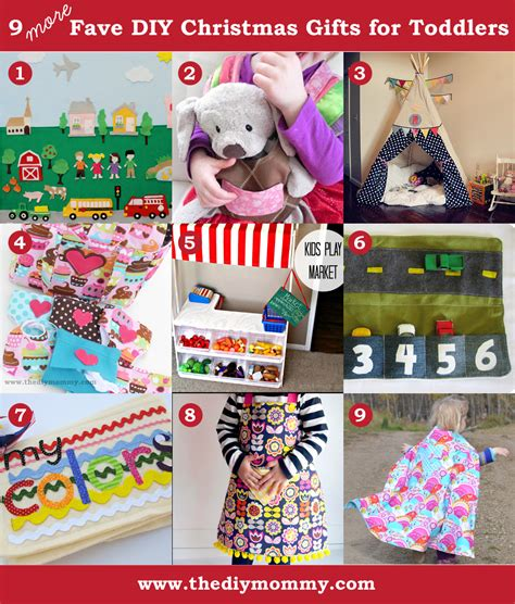 11 best photos of toddler christmas diy gift ideas