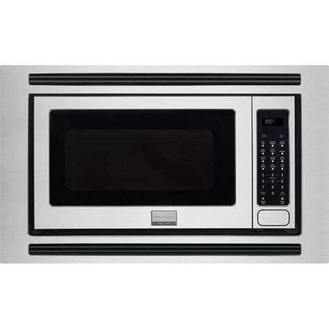 built in microwave ovens with exhaust fgmo205kf frigidaire gallery 2 0 cu ft 1200w built in