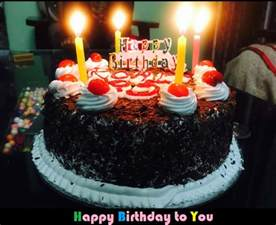 Happy Birthday Cake Images with Beautiful Candles happy birthday cake on birthday cakes with a lot of candles