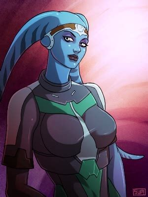 vasma hibliss star wars twi'lek smuggler by aliens of star
