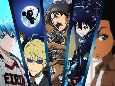 5 Animes You Should Be by The Five Anime You Should Be Rife Magazine