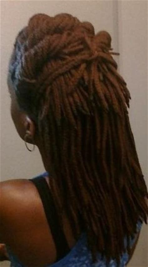 how to style scanty yarn twist 152 best images about yarn locs braids twists on pinterest