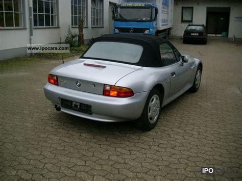 1997 bmw z3 1 9 specs 1997 bmw z3 roadster 1 9 leder autom winterreifen car