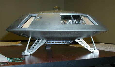lost in space jupiter 2 model buddy irvin s jupiter 2 culttvman s fantastic modeling