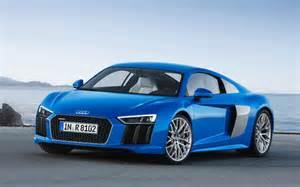 new blue car 2016 audi r8 blue car wallpaper new hd wallpapers