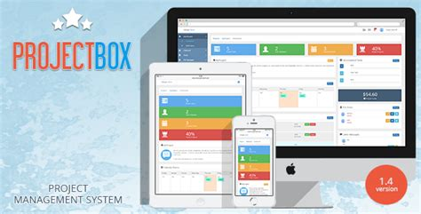 sle of codeigniter project project box team management tool by patchesoft codecanyon