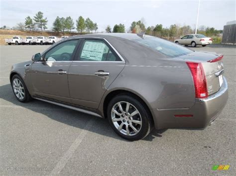 2012 cadillac cts colors mocha steel metallic 2012 cadillac cts 3 0 sedan exterior