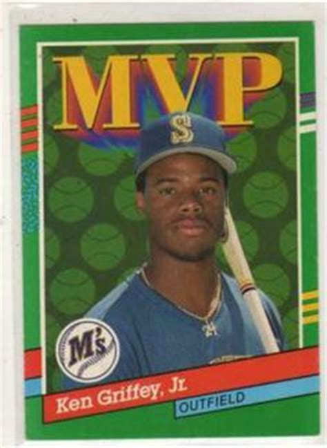 what makes a baseball card valuable 1000 images about ken griffey jr on baseball
