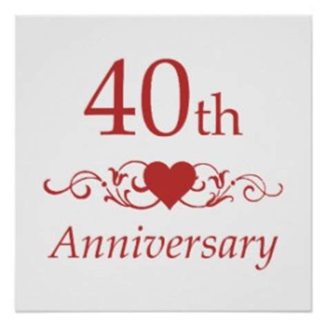 40th Wedding Anniversary Religious Quotes by 40 Th Anniversary Quotes About Marriage Quotesgram