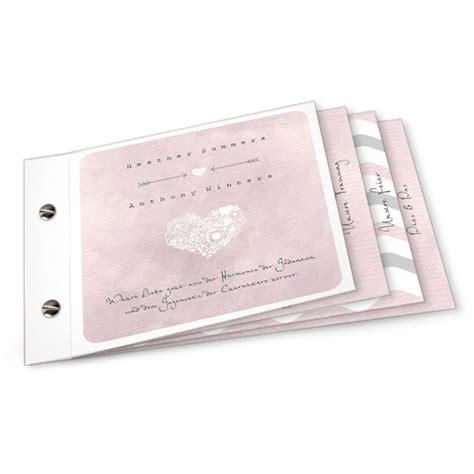 Einladungskarten Hochzeit Altrosa by Booklet In Altrosa Jetzt Einladungskarten Gestalten