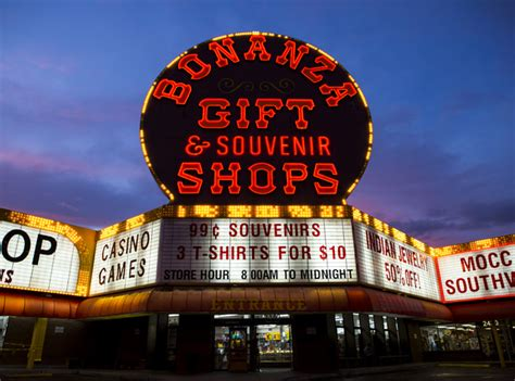 50 Gift The Shop bonanza gift shop in las vegas sold for 50m records show