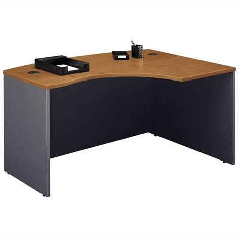 C Shaped Desk Bush Business Series C Cherry U Shaped Desk Bsc056 724