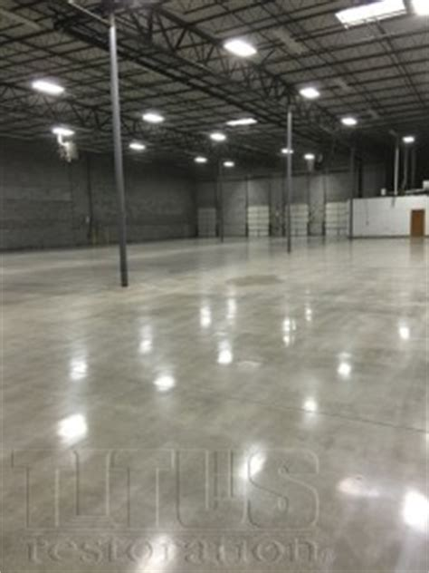 Cleaning Concrete Floors   Warehouse Concrete Clean & Seal