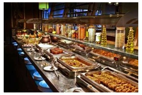 lunch buffet deals las vegas