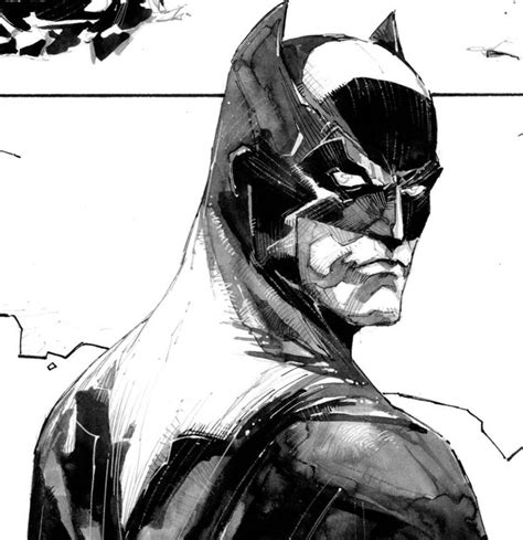 wallpaper batman blanco y negro batman by kenneth rocafort 3 7 batman black and white