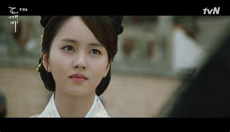 goblin cast princess the lonely shining goblin episode 1 187 dramabeans korean