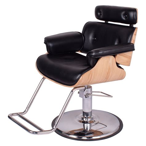 modern salon chairs quot cocoa quot modern style salon chair modern salon chair