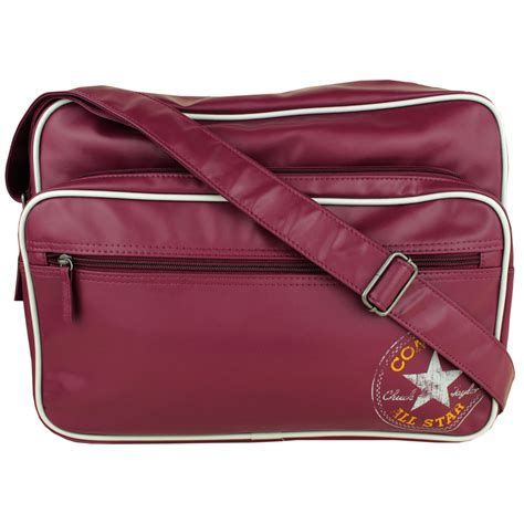 converse reporter bag shoulder bag satchel various colours
