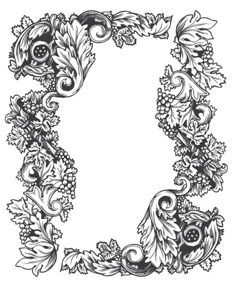 baroque pattern frame art history influence on modern design baroque style