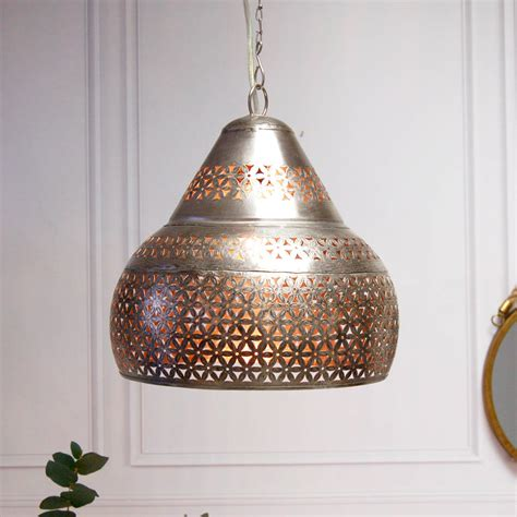 Moroccan Light Pendant Moroccan Marrakesh Ceiling Pendant Light By Made With Designs Ltd Notonthehighstreet