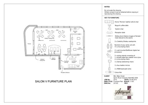 hair salon floor plans download hair salon concept autograph interior design