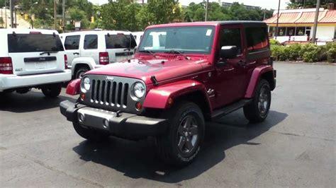 jeep cherry craig dennis exclusive cherry jeep wrangler