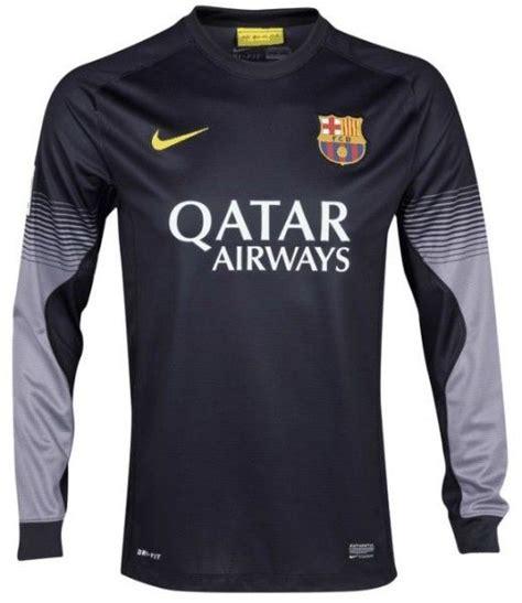 Jersey Kiper Real Madrid jersey kiper barcelona hitam lengan panjang grade original