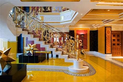 Burj Al Arab Interior by Inside The 465 000 Tour Of The World S Most Luxurious