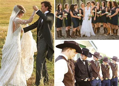 western wedding ideas country wedding ideas decoration