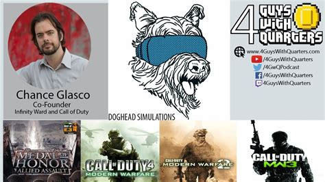 4gwq interview with chance glasco co founder infinity ward