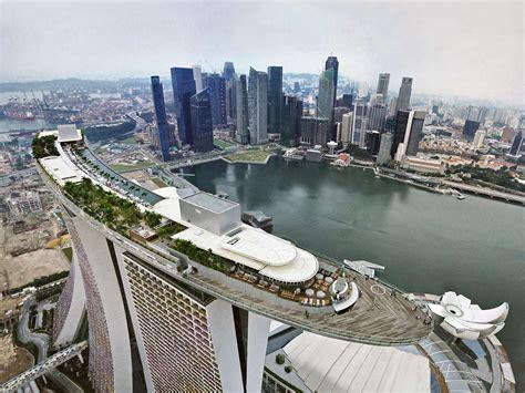 marina bay sands bays architects and singapore il marina bay sands di singapore artribune
