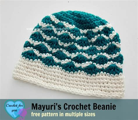 crochet pattern hat magic ring crochet hat pattern with mayuri s crochet beanie free pattern crochet for you