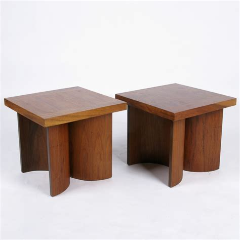 Pair of 1960s Occasional Tables at City Issue Atlanta