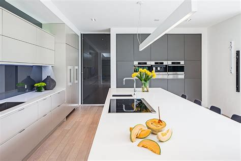 Kitchen Cabinet Doors Ontario by Legendary Private Home Showcases Luxury Wrapped In Minimalist Timeless Design