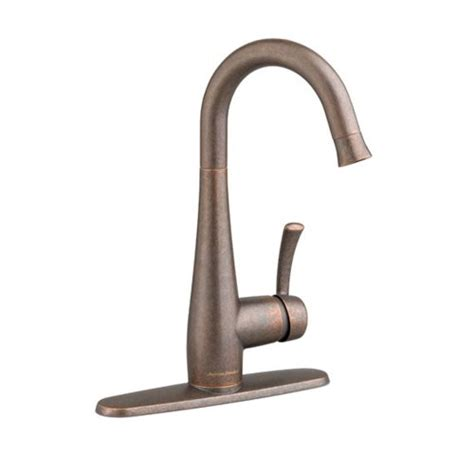 american standard 4433 300 f15 quince 1 handle pull down american standard oil rubbed bronze pull down faucet