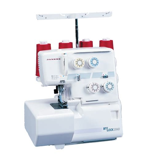 janome mylock 204d serger overlock sewing machine at joann com