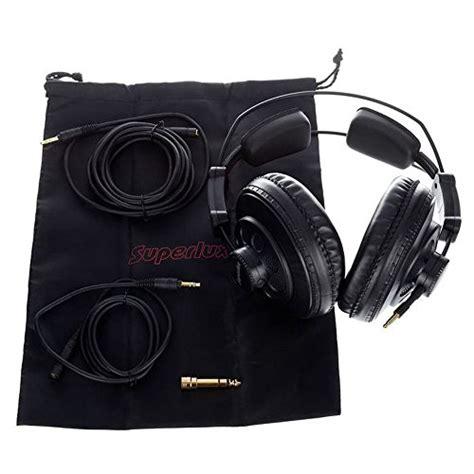 Superlux Hd668b Dynamic Semi Open Headphones T1910 2 superlux hd668b dynamic semi open headphones import it all