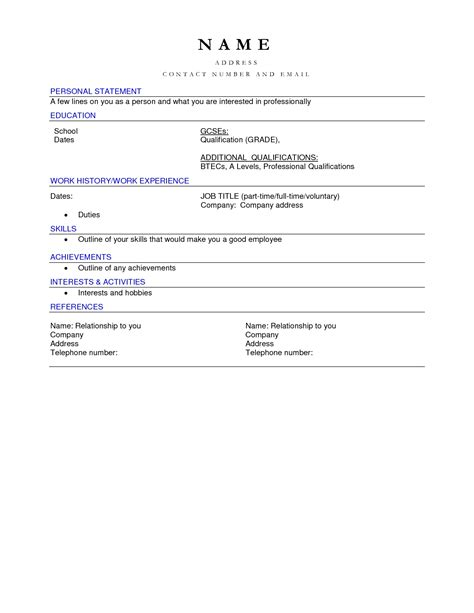 free fill in resume templates resume template free templates for mac professional cv