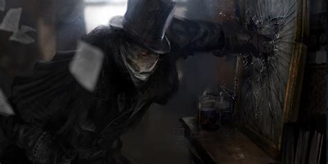 the art of assassinss assassin s creed syndicate jack the ripper concept art by