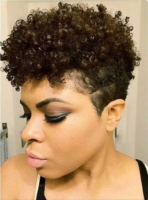 tapered natural hairstyles for black women good natural black short hairstyles short hairstyles