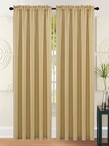 heavy silk curtains all american collection new heavy solid faux silk 1 panel